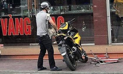 Đã bắt được đối tượng cầm súng cướp tiệm vàng ở Quảng Ninh