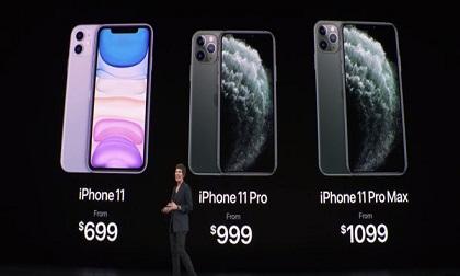 9 lý do để mua iPhone 11 thay vì cặp 'anh em' iPhone 11 Pro