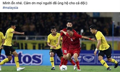 Tuấn Anh lên tiếng trấn an NHM về chấn thương ở trận gặp Malaysia