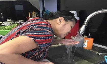 Nước sạch bỗng có mùi: Nhận định nguyên nhân ban đầu