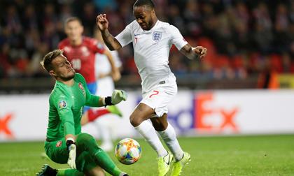 Tuyển Anh đứt mạch bất bại 10 năm ở vòng loại giải đấu lớn