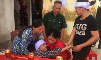 Xóm nghèo nơi 3 học sinh đuối nước tử vong buồn trĩu đại tang