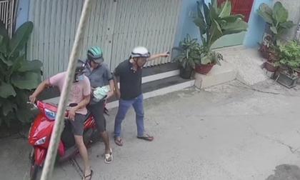 Công an TP.HCM bắt khẩn cấp nhóm cướp giật giỏ xách chứa giấy báo tử