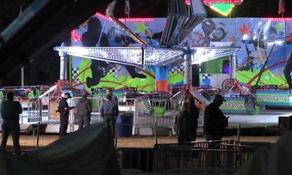 Đi chơi hội, bé gái 10 tuổi tử vong vì văng khỏi đu quay