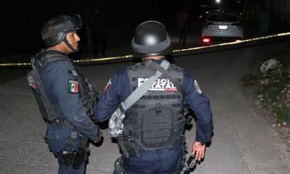 Đấu súng đẫm máu liên tiếp tại Mexico làm gần 40 người chết