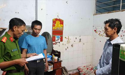 Công an khám xét nhà nhóm tội phạm hoành hành ở khu vực Suối Tiên xuyên đêm