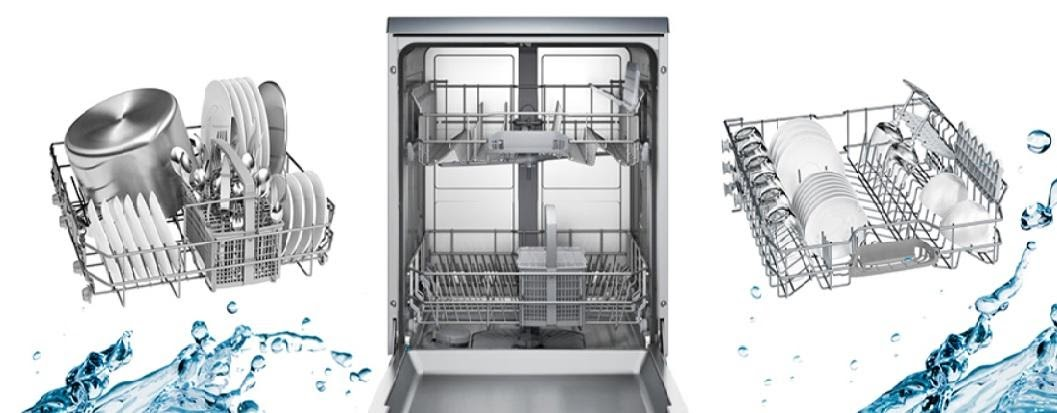 Máy rửa bát bosch 13 bộ tốt nhất hiện nay - NOVADIGITAL chính hãng...