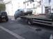 Phi ôtô xuống đường từ xe tải vì không muốn nộp phạt