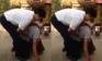Nhiều phụ nữ xin tha tội cho tên trộm tiền đẹp trai ở Đền Mẫu