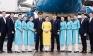 Cận cảnh đồng phục mới của tiếp viên Vietnam Airlines trên các chuyến bay thử nghiệm