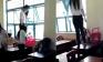 Nữ sinh Trà Vinh bị đánh hội đồng dã man ngay trong lớp học