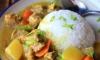 Cà ri bò khoai tây ngon miễn chê