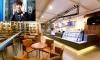 Bên trong quán cà phê do 'Hoàng tử châu Á' khai trương