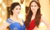 Chấm điểm nhan sắc các nàng hậu Việt khi 'chạm trán'