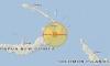 Động đất 5,6 độ Richter ở khu vực Thái Bình Dương