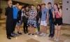 Top 8 Vietnam Idol đến nhà thăm hỏi bà bầu Thu Minh