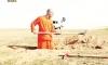 Phiến quân IS ép tù nhân tự đào mộ trước khi hành quyết