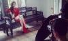 Angela Phương Trinh 'đốt mắt' người xem với ảnh hậu trường nóng bỏng