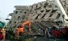Hiện trường gây sốc vụ động đất đổ nhà 17 tầng ở Đài Loan