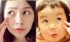 Trào lưu bắt chước biểu cảm hài hước của bé gái Nhật Bản