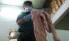 Bắt hàng trăm kg thịt bẩn bán cho các bếp ăn tập thể
