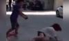 Đòi 'phí chia tay' không được, thanh niên đánh bạn gái dã man giữa đường