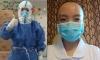 Cạo tóc để chiến đấu với COVID-19, nữ y tá đau lòng khi con nói: 'Cô không phải mẹ con'