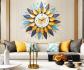 Đồng hồ decor treo tường mang nhiều vẻ đẹp độc đáo và ý nghĩa cho không gian nội thất
