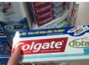 Nhiều sản phẩm Colgate tại Việt Nam chứa chất có thể gây ung thư