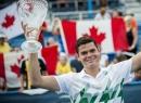 Raonic tự tin thách thức ngôi vô địch ở US Open