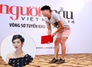 Vietnam's next top model 2014: Xuân Lan bị phản đối vì ném hồ sơ thí sinh xuống đất