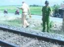 Tai nạn giao thông đường sắt, một bé gái tử vong