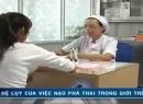 Video nhức nhối nạn nạo phá thai ở giới trẻ