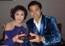 Vũ Hoàng Việt tự hào vì người tình U60 được 'nhiều người yêu thương'