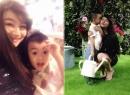 Tình cũ Cao Thái Sơn bất ngờ khoe có 'con trai' từ năm 17 tuổi