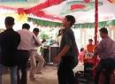 Những điệu nhảy 'khó đỡ' tại đám cưới quê