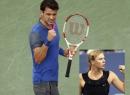 US Open ngày 3: Tâm điểm Dimitrov, Sharapova