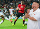 Kim Jong Un là fan Manchester United