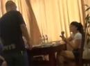 Video nghệ sĩ Vân Dung bình tĩnh khi gặp đầu gấu