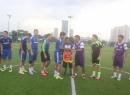 Cảm xúc sau trận đầu ra quân của CLB bóng đá Ngôi sao Việt Nam