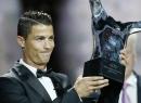 Ronaldo đã giành danh hiệu cầu thủ xuất sắc nhất châu Âu