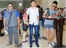Vietnam's Next Top Model 2014: Những chàng trai có ngoại hình gắn với chữ 'quá'