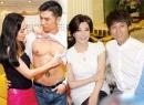 Chuyện tình 'mẹ con' của mỹ nhân Hoa ngữ