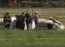 Máy bay lại rơi, toàn bộ người trên chuyến bay thiệt mạng