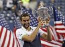 Đánh bại hiện tượng người Nhật Bản, Marin Cilic lần đầu vô địch Mỹ Mở rộng