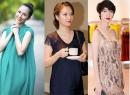 Những sao Việt bầu bí vẫn chăm diện đồ điệu đà