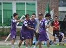 Chiến thắng nghẹt thở, CLB bóng đá Ngôi sao Việt Nam vào chung kết cúp Bộ Công thương
