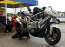 Ducati 848 hoang dã nhất làng xế độ