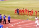 U23 Việt Nam ghi dấu ấn đẹp tại Asiad 17