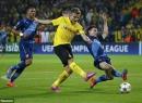 Dortmund - Arsenal: Tấn công khủng khiếp